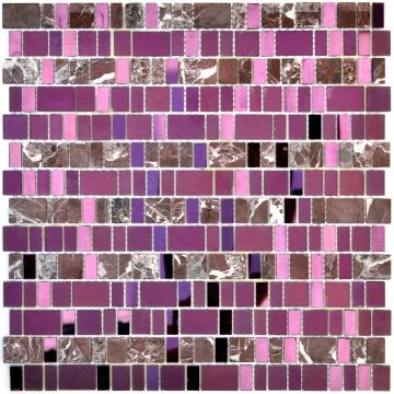Malla Misiones Jaipur Purple L2301 30 X 30