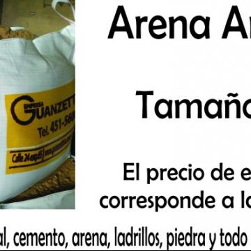 Arena Argentina Suelta X 2 Mts