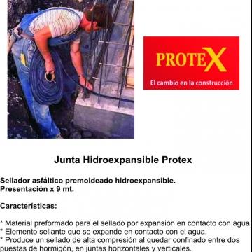 Junta Hidroexpansible Prokrete 9 Ml