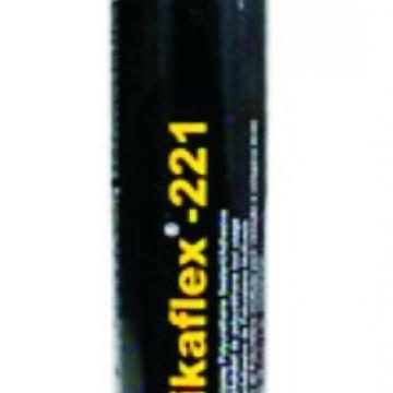 Sellador Sika Sikaflex 221 X 600 Cc Gris