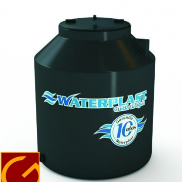 Tanque De Agua Bicapa 525 Lts Waterplast