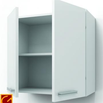 Alacena Itar Edge 1,00 2 Puertas Blanco