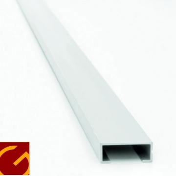 Varilla Aluminio Atrim 1481 20 Mm Cromo Brillante