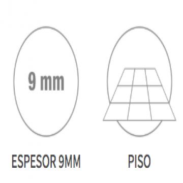 Porcelanato San Lorenzo Urba 58 X 58 Cj.X 1,35 Rectificado Esmaltado