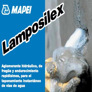 Lamposilex X 5 Kgs. Enrasador Hidraulico Mapei