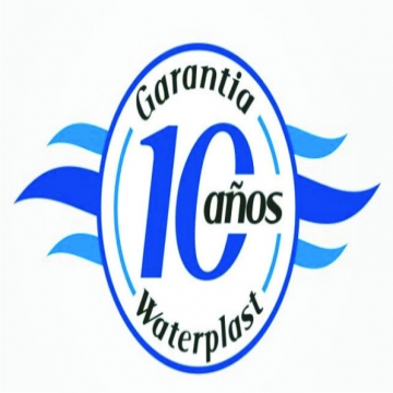 Tanque De Agua Tricapa 5000 Lts Waterplast
