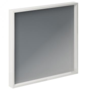 Espejo Schneider Aqua 80 Cm Blanco Texturado