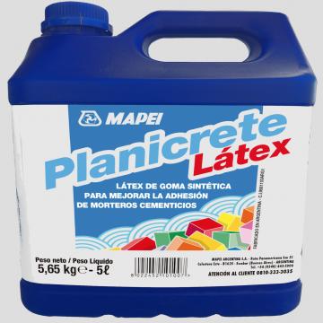 Planicrete Latex Bidon X 5 Lts.