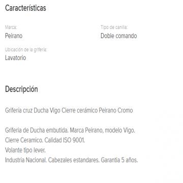 Juego Lluvia Con Transferencia Peirano Vigo 80-132 Cr