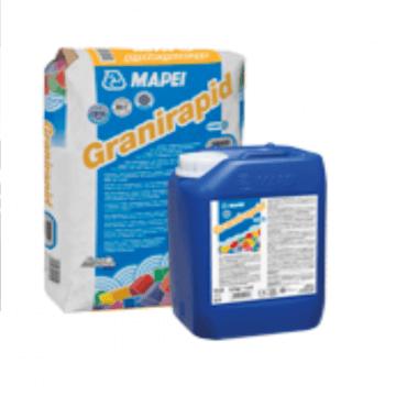 Granirapid Bolsa 25 Kgs Y Bidon 5,5 Kgs Gris
