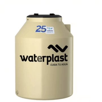 Tanque De Agua Tricapa 2000 Lts Waterplast