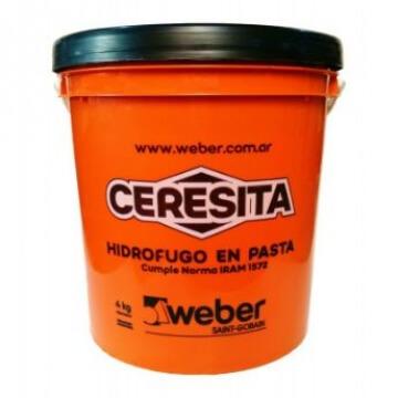 Ceresita Weber  X 10 Kgs.