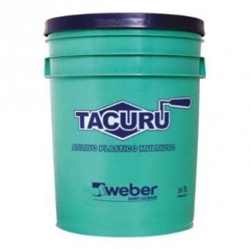 Tacuru Weber  X 20 Lts.