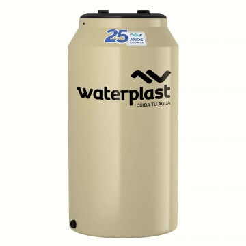 Tanque De Agua Tricapa 510 Lts Ultradelgado Waterplast
