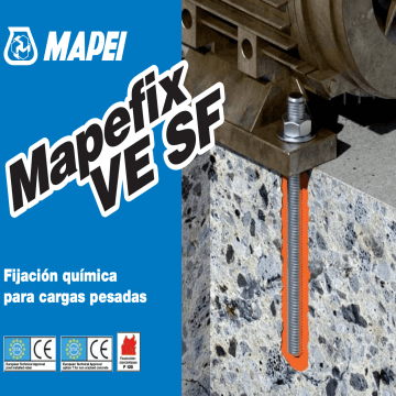 Fijador Mapei Mapefix Ve Sf X 300 Ml