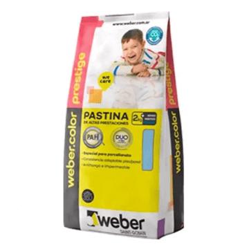 Pastina Prestige Weber  X 2 Kgs. Negra