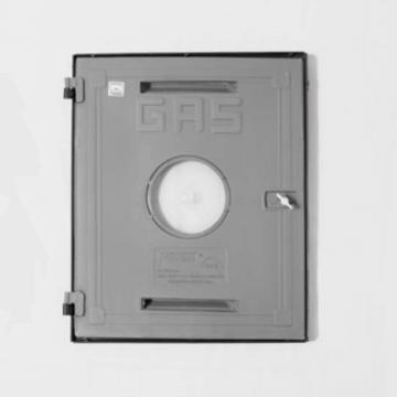 Puerta Plastica 40 X 50 Para Medidor De Gas Con Visor Aprobado 502 Fibon