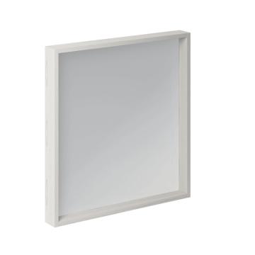 Espejo Schneider Aqua 70 Cm Blanco Texturado