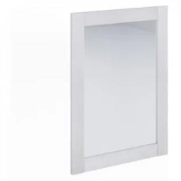 Espejo Schneider Marco 40 Cm Blanco texturado